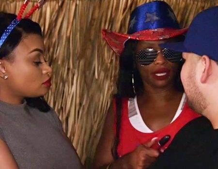 Blac Chyna's Mom Tokyo Toni Says Rob Kardashian's Behavior Will