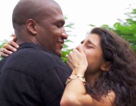 Nicole Williams and Larry English Are Engaged! WAGS Star Says