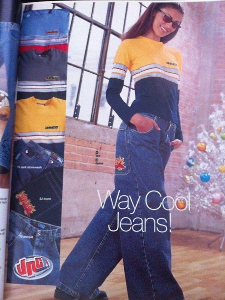 '90s Fashion Brands That Never Made It Out of the Decade Alive