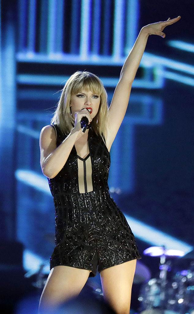 Taylor Swift, Grand Prix