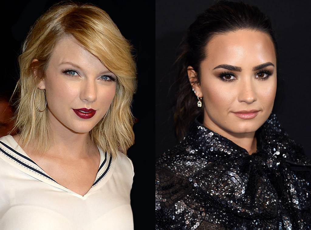 Taylor Swift, Demi Lovato
