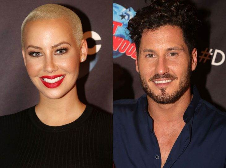 Amber Rose and Val Chmerkovskiy Enjoy a Quiet Date Night: All the Exclusive