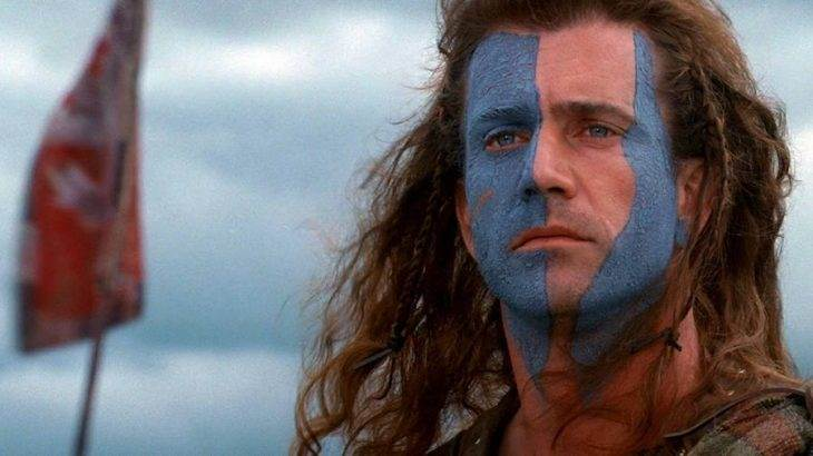Mel Gibson Says There's a Large Chunk of 'Braveheart' Audiences