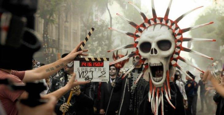 Mexico City Is Going to Recreate the Day of the Dead Parade From