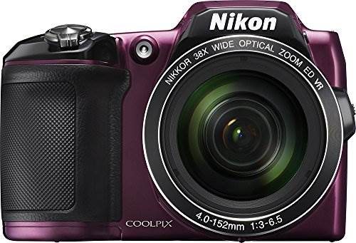 Nikon COOLPIX L840 16.0-Megapixel Digital Camera with 76x dyna…