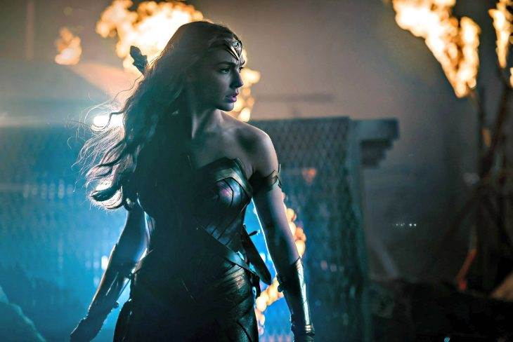 Today in Movie Culture: New 'Wonder Woman' Image, Doctor Strange Does