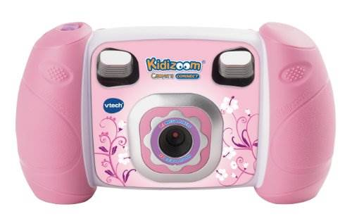 VTech Kidizoom Camera Connect, Pink (Discontinued by manufactu…