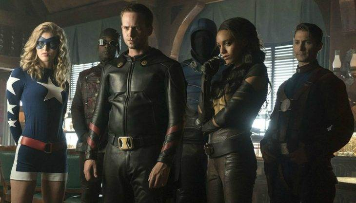 'Legends of Tomorrow' isn't done with the JSA or Vixen yet