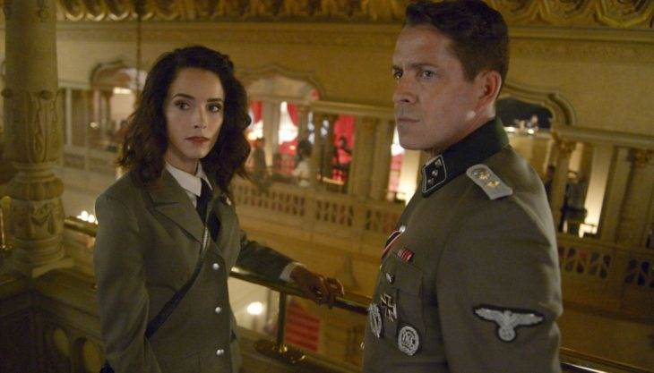 Sean McGuire brings his best 'Bond-isms' to 'Timeless'