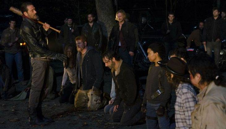 Place your bets! The odds of Negan's big kill on 'The Walking Dead'