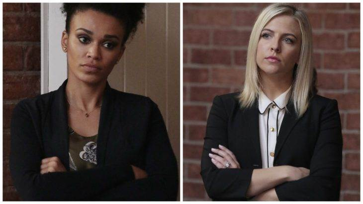Dayana & Leigh move to the top of 'Quantico's' suspects list