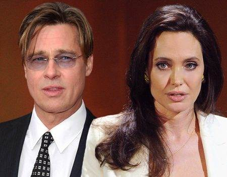 Brad Pitt and Angelina Jolie Agree to Individual Therapy in Temporary Agreement