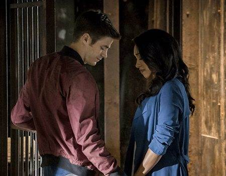 We Need to Talk About Barry Allen and Iris West on The Flash