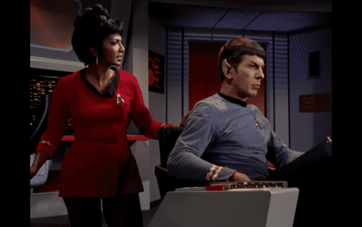 Revisiting 'Star Trek: The Next Generation' & Deanna Troi's fashion
