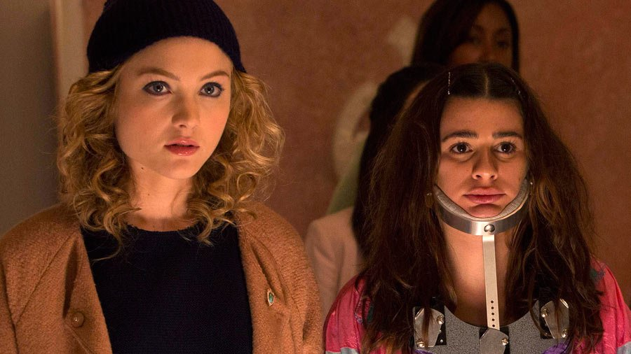 skyler samuels lea michele scream queens Scream Queens: The Top 3 suspects for the Season 2 killer