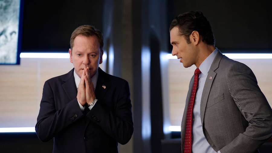 designated survivor worried with adan Ask a Constitutional expert: How does the Designated Survivor actually work?