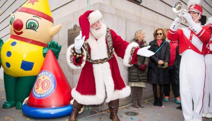 Watch: 2016 Macy's Thanksgiving Day Parade live stream & TV info