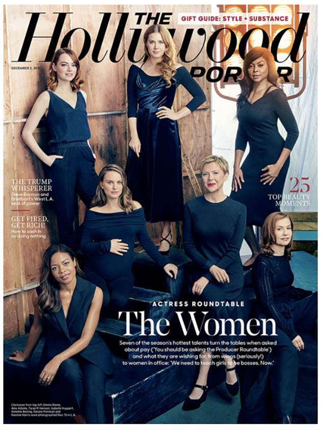 5 Things We Learned From The Hollywood Reporter's 2016 Actress Roundtable