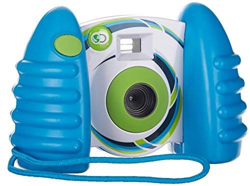 Discovery Kids USB Compatible Digital Camera BLUE