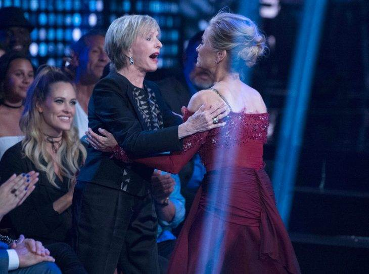 Florence Henderson Visited Dancing With the Stars Three Days Before Death
