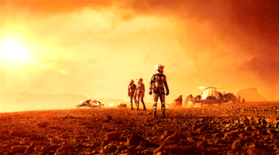 on mars Is Nat Geo the next HBO? Mars is the most brilliant new show of 2016