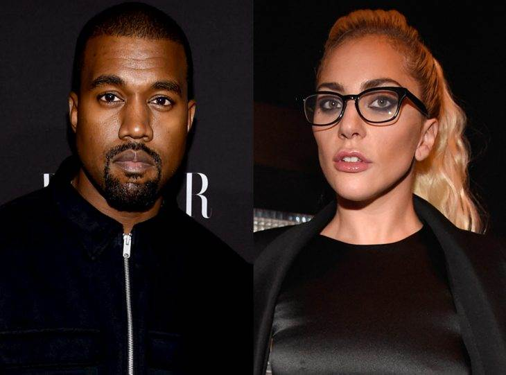 Lady Gaga Puts the Past Behind Her and Sends Support to Kanye West