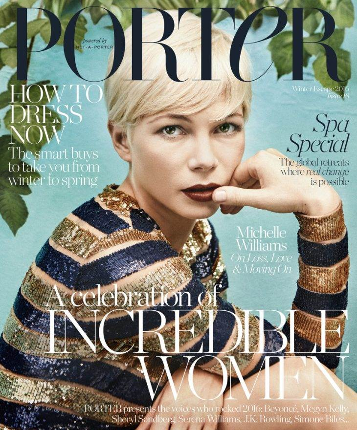 Michelle Williams Gets Candid About Raising Daughter Matilda Without Heath
