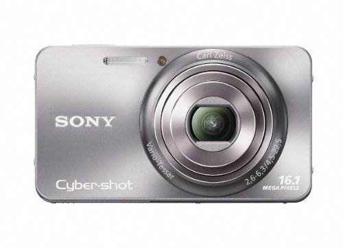 Sony Cyber-Shot DSC-W570 16.1 MP Digital Still Camera with Car…