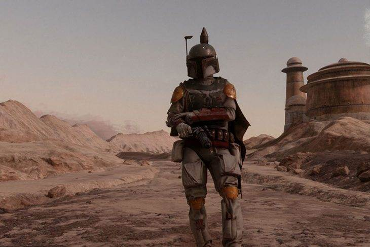 That 'Boba Fett' Solo Movie Was Very, Very Close To Happening