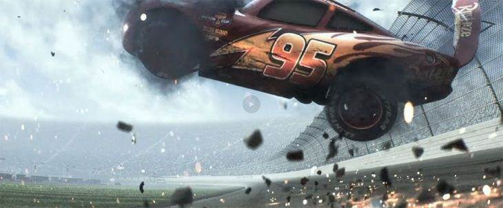 The First 'Cars 3' Teaser Trailer Is a Surprisingly Gritty Change of