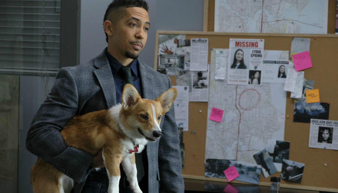 dirk gently corgi The comforting confusion of Dirk Gentlys Holistic Detective Agency