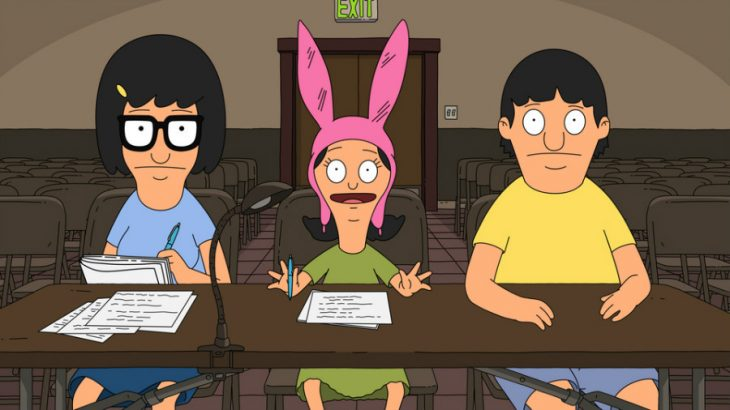 Tina finds the guts to be quirky on a very special 'Bob's Burgers'