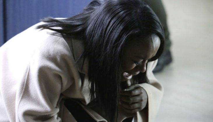 'How to Get Away with Murder' reveals who's under the sheet — but who