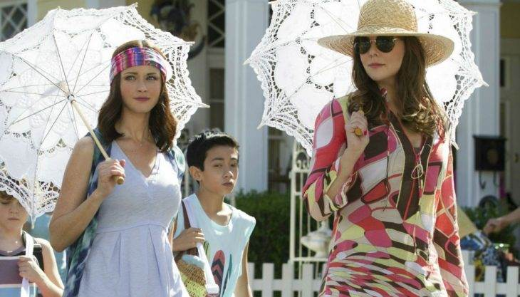 Sutton Foster stole the show in 'Gilmore Girls: A Year in the Life's'