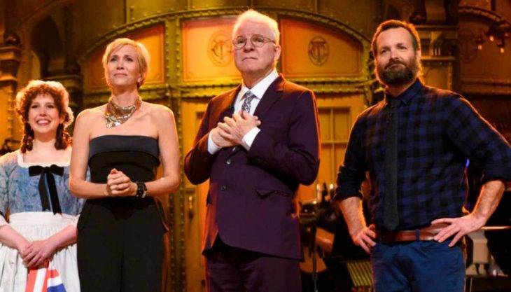 'SNL' gives thanks with Kristen Wiig & The xx