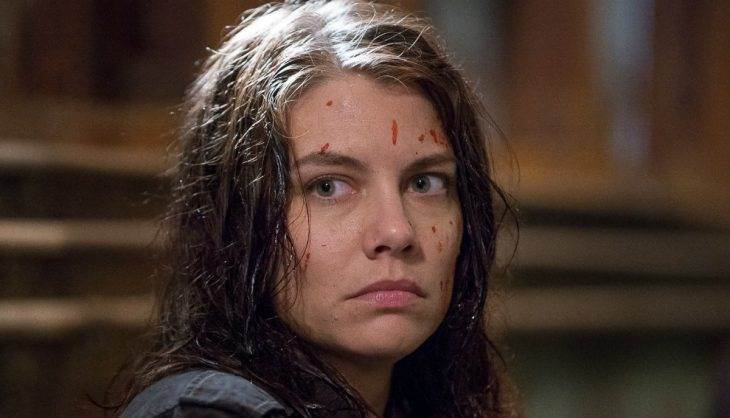 'The Walking Dead': Maggie's rise to power begins