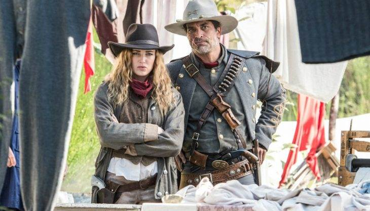 'Legends of Tomorrow' needs to sign up Jonah Hex for full time duty