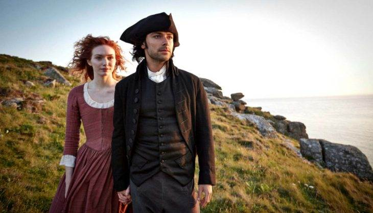 'Poldark' finds its way back to the beginning, looking into a darker future