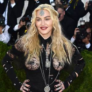 Madonna's 16-Year-Old Son Rocco Ritchie Was Arrested for Weed Possession