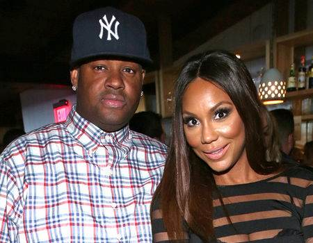 "Tamar Braxton Celebrates Her 8-Year Anniversary With ""My Best and"