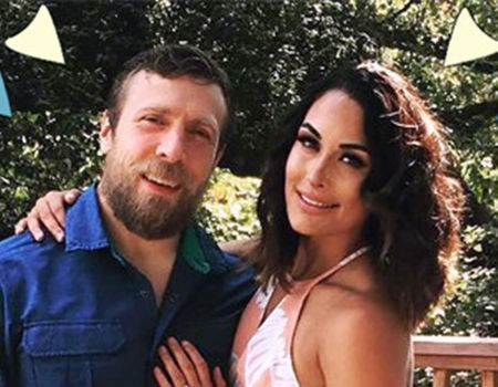 Brie Bella Says Daniel Bryan Is ''So Ready'' to Become a