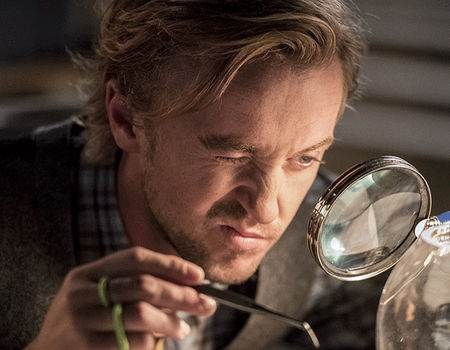 The Flash Finally Revealed the Truth About Tom Felton's Character