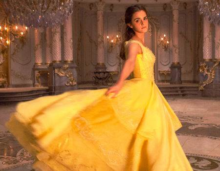 First Look: Emma Watson's Beauty and the Beast Dolls Bring the Magic of