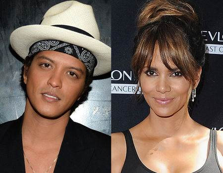 Halle Berry Makes Special Appearance on Bruno Mars' Album 24K Magic