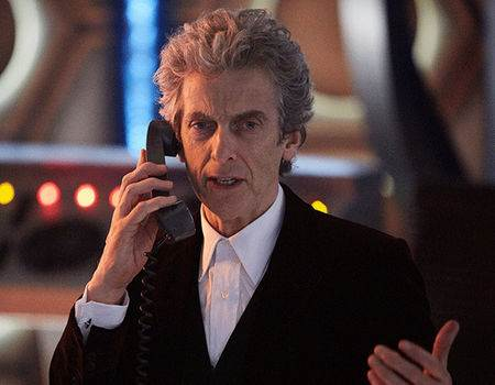 Doctor Who Teams Up With a Superhero in Christmas Special Sneak Peek