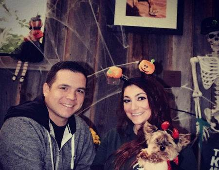 "Jersey Shore Star Deena Cortese Is Engaged! See Her ""Beautiful"""