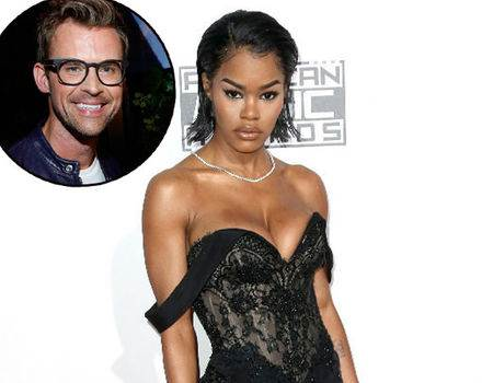 Fashion Police's Brad Goreski Gives Teyana Taylor His Best Impression of