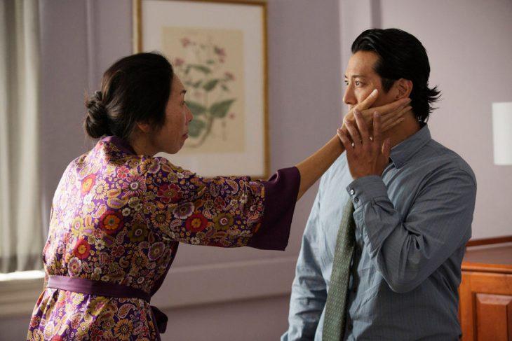 'Falling Water's' Will Yun Lee & Jodi Long on that OMG! development