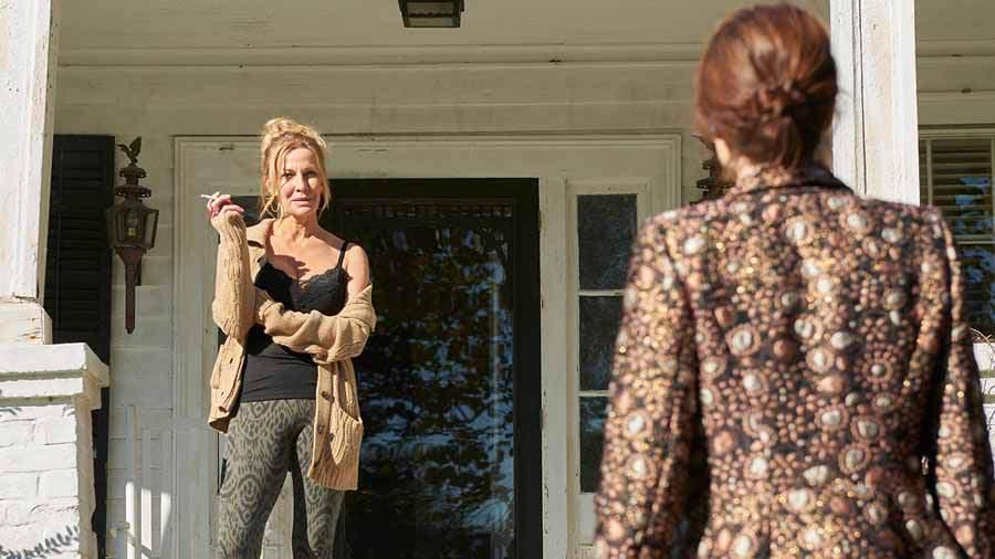 lusia strus michelle dockery good behavior Good Behavior interview: Could Mean Mama Estelle cover up a murder?
