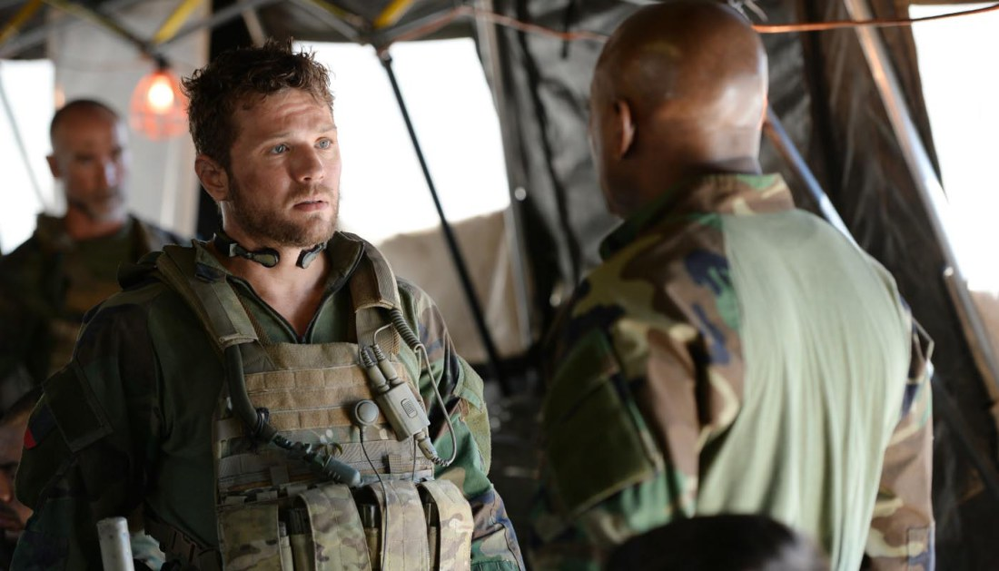 shooter 104 ryan phillippe omar epps Shooter aims for Homeland glory but misses the target